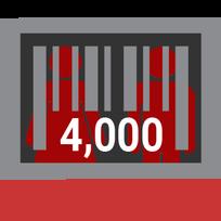 4000-personnes